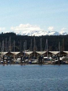 Liberty Bay Poulsbo Washington