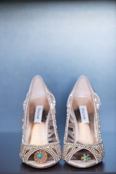 Dune wedding shoes