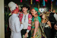"""Vibrant, Joyful & Love-Filled"": Les & Przem's Headfort House Wedding | OneFabDay.com"