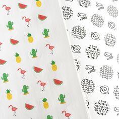 S T I C K E R S • Yay! Zowel stickervel Zomer als Patroon is weer ruim op voorraad! #linkinbio #stickers #zomer #summer #patroon #pattern #snailmail