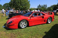 Ferrari F40 Pininfarina 1991 2