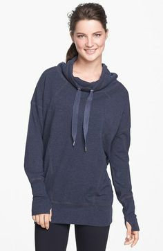 tunic hoodie - perfect for after yoga