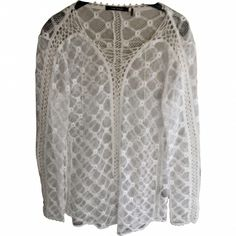 Top ISABEL MARANT Blanc