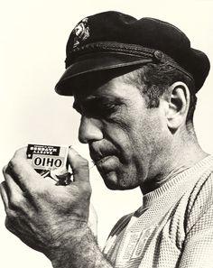 Humphrey Bogart, sailor's hat