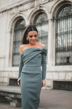 Final week, the eighth version of the Ladies Right now Awards was held … Evening Dresses, Prom Dresses, Bridesmaid Dress, Outfit Elegantes, Look 2018, Cocktail Outfit, Haute Couture Fashion, Elegant Outfit, African Dress