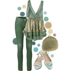 """""""Soft autumn relaxed chic"""" by vesna on Polyvore"""