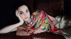 Our Silk Scarves