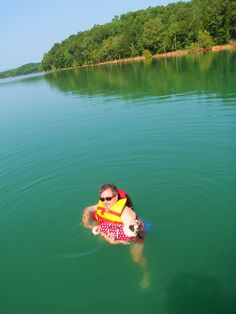 Check out how far you can see down!!! NORRIS LAKE