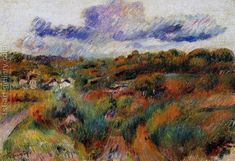 Landscape20 Pierre Auguste Renoir Reproduction | 1st Art Gallery