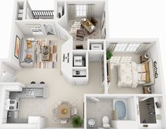 Denah Rumah 573997915008874247 - The Courts at Dulles – Herndon, VA 20171 – Zillow Source by lilyvelly Sims House Plans, House Layout Plans, House Layouts, Small House Plans, House Floor Plans, Family House Plans, Studio Apartment Floor Plans, Studio Apartment Layout, Bedroom Floor Plans
