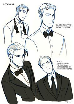 I've been studying the classic black tie dress code (mainly from here) so I thought I could share my notes. Maybe they can be helpful to someone else, too. If I made any mistakes or things are really confusing please tell me. I also have some notes...