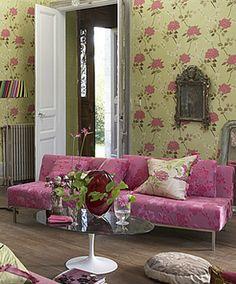lovely sofa Kibushi fabric