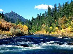 Rogue River, Siskiyou National Forest, Oregon