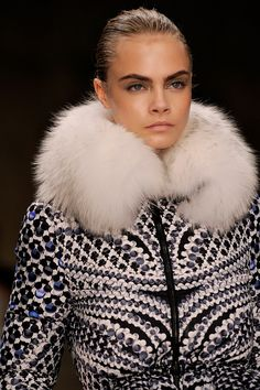 The Polished Ponytail Peter Pilotto