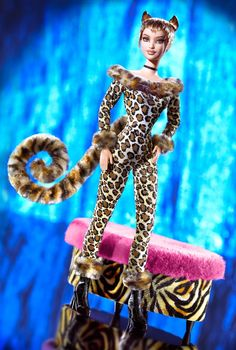 Lounge Kitties™ Collection Doll   Barbie Collector