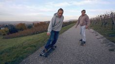 For longboard pioneers Martin and Jogi (http://pogoboards.etsy.com), quality craftsmanship and quality of life go hand in hand.