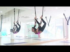 IHC 2016 FLY YOGA STANDARD OF POSTING CONTEST - YouTube