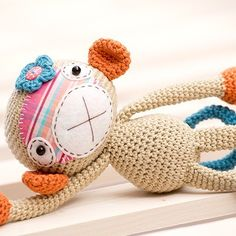 Cuddly Amigurumi Toys: 15 New Crochet Projects by Lilleliis ... | 236x236