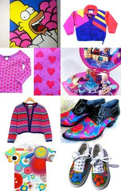 Full Color 90s II by Lindsey on Etsy--Pinned with TreasuryPin.com