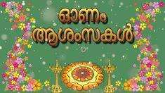 Happy Onam Images In Malayalam Happy Onam Images, Diwali Images, Onam Festival, Neon Signs, Free