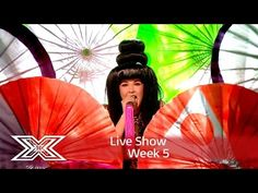 Saara rocks out to Girls Aloud's Sound of The Underground | Live Shows Week 5 | The X Factor UK 2016 - YouTube