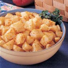 Oven-Fried Potatoes IV Recipe