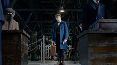 A Fantastic Beasts and Where to Find Them Featurette Highlighting Its Heo Newt Scamander