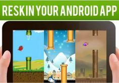 عمل ريسكين لأي تطبيق أو لعبه اندرويد #تطبيقات  #اندرويد #تطبيق #لعبة_اندرويد #برمجة #تطبيقات_الالعاب #فايفر_العرب