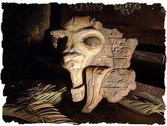 Egyptian Artifact: Definitely not a Human Figure. (It looks like a Grey Alien/Nephilim)