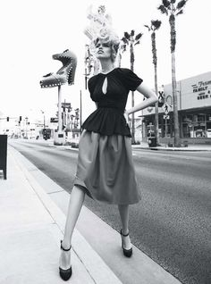 Viva, Las Vegas Hailey Clauson by Nicole Bentley for Vogue Australia 8