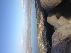 Lake Elsinore from Ortega Hwy lookout