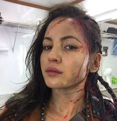 """Ivana Baquero on Instagram: """"#Eretria runs into a dangerous old flame... Watch #Shannara tonight on @mtv and find out who the Elfhunters are! """""""