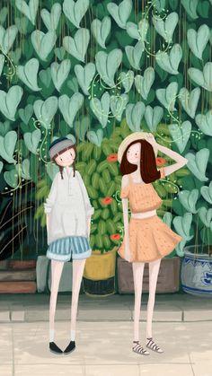 1351 Best Girl Illustration Art Images In 2020 Illustration Art