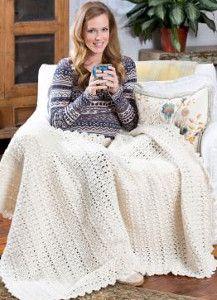 Snow Bunny Easy Crochet Pattern