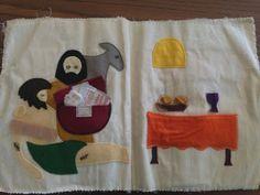 New Testament: The Good Samaritan and the Last Supper.