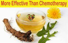 Miracle Cancer cure from Dandelion Tea Natural Treatments, Natural Cures, Natural Healing, Dandelion Root Tea, Calendula Benefits, Homemade Detox, Coconut Health Benefits, Cancer Cure, Cancer Cells