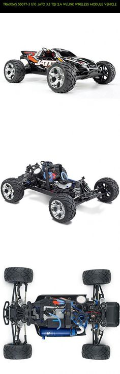 Traxxas 55077-3 1/10 Jato 3.3 TQi 2.4 w/Link Wireless Module Vehicle #kit #3.3 #technology #traxxas #fpv #drone #products #parts #shopping #gadgets #camera #racing #plans #jato #tech