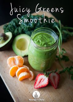 Nothing beats starting your day with a vibrant and nourishing smoothie that is full of antioxidants, heart healthy fats and minerals. It's easy to pack a ton of nutrition into a smoothie and drink it up. This also gives us no excuse for skipping breakfast! You can whip up this nourishing juicy green smoothie in […]