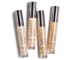 Urban Decay Naked Skin Weightless Complete Coverage Concealer is a buildable, lightweight, high coverage, blendable concealer with a luminous, demi-matte finish. It is available in 8 shades. The applicator of this concealer holds enough concealer to do an entire eye area without having to get more product out. Easily one of the best concealers on the market.