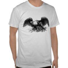 sold ! Vintage War Eagle Shirts shipping to Malibu, CA  #America #AmericanEagle
