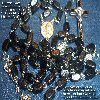 St Benedict Rosary  Per description on image. pic  #o1 SP $5 Rosary Beads, Catholic, Handmade, Image, Hand Made, Craft, Handarbeit