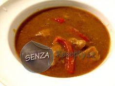 Pikantní vepřový guláš - Spicy Pork Goulash