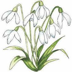 """Милые сердцу штучки: В ожидании весны: """"Подснежники"""" (обзор дизайнов и схем)"""