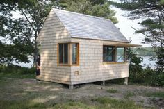 Tiny Houses Studio tuff shed 8×10