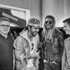MTV EMA 2013 :: 10.11.2013 :: Amsterdam :: Tokio Hotel Equipe de Fãs