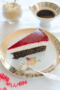 Topfen-Himbeer-Torte Cake Recipes, Snack Recipes, Snacks, Healthy Recipes, Cocktail Desserts, Cocktails, Raspberry Cheesecake, Specialty Cakes, I Love Food
