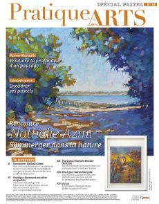 Cahier spécial PASTEL 63 - Pratique des Arts Pastel, Nature, Fine Art Paintings, Notebook, Paint, Cake, Naturaleza, Nature Illustration, Off Grid