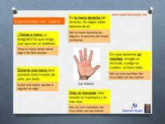 """¿Manazas o manitas? En español tenemos varias expresiones con la palabra """"mano"""". ¿Conoces estas?"""