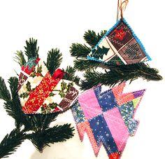 Les Antònies: Remiendo NADALENC: ADORNOS PER L'arbre de Nadal.