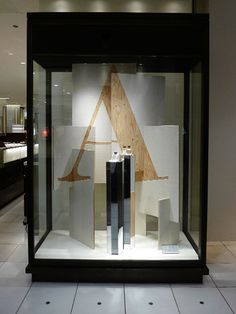 "ISETAN SHINJUKU,Tokyo, Japan,Instore Display, ""Law Comfort"", by MADO DESIGN, pinned by Ton van der Veer"